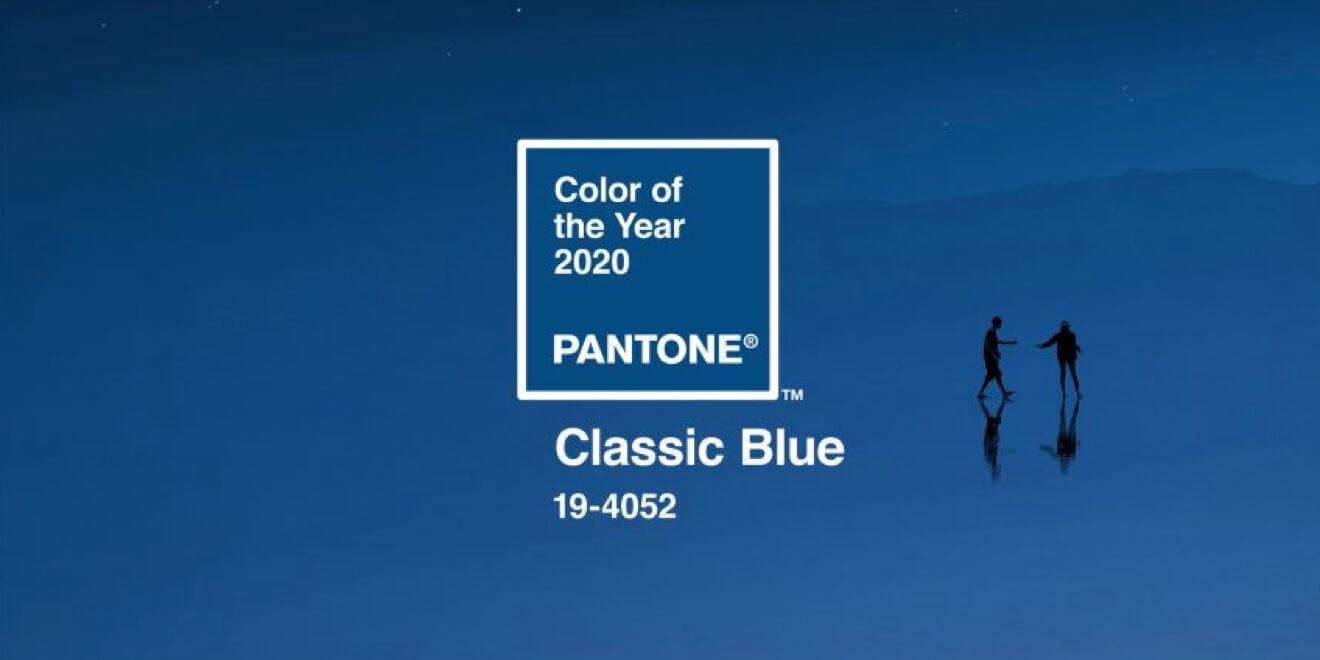 Paleta kolorów PANTONE